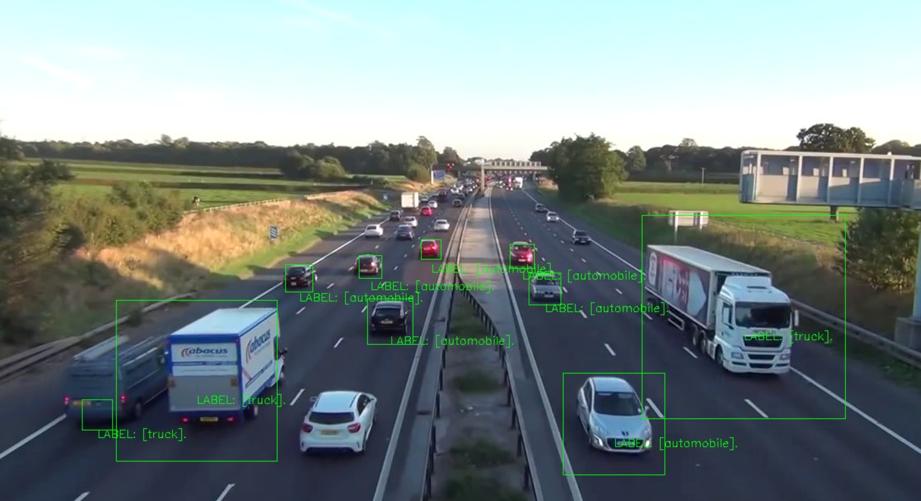 Computer Vision classificazione veicoli